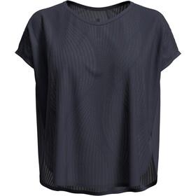 Odlo Maha T-shirt Col en V Femme, odyssey gray